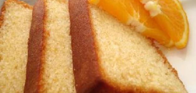 صورة طريقة عمل كيكة صيامي بالبرتقال