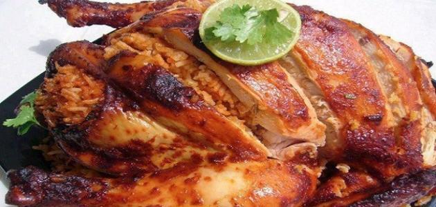 صورة طريقة شوي الدجاج بالكيس الحراري