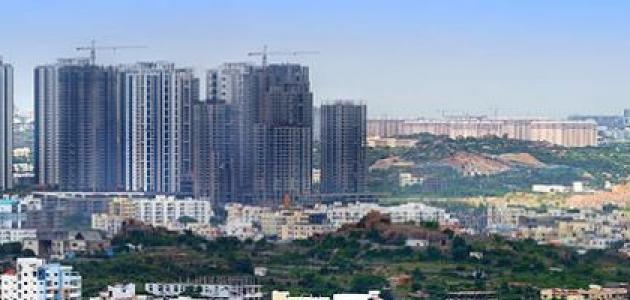 صورة مدينة حيدر أباد الهندية