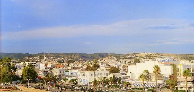 صورة مدينة حمامات في تونس
