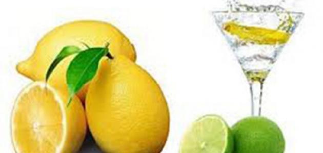 صورة فوائد الليمون للتخلص من الكرش