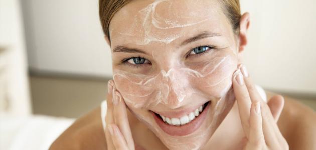 صورة وصفة طبيعية وسهلة لتبييض الوجه