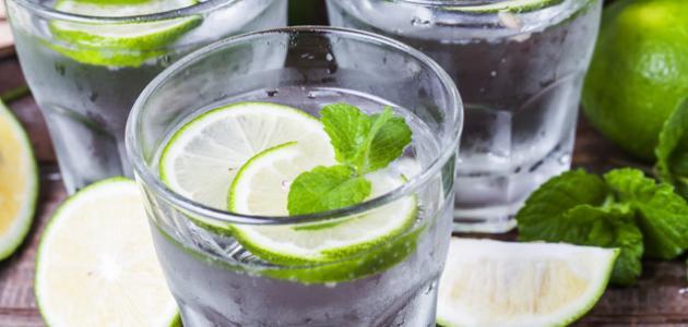 صورة فوائد عصير الليمون والنعناع