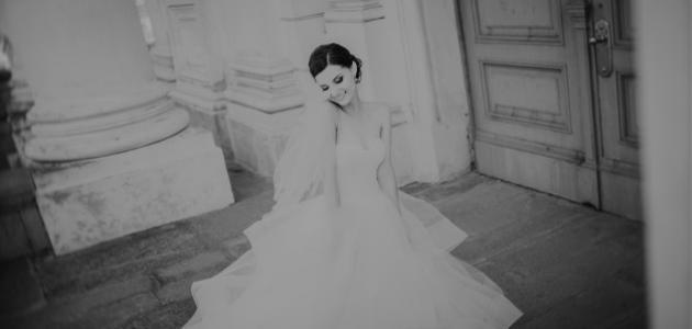 صورة تفسير الفستان الابيض في الحلم