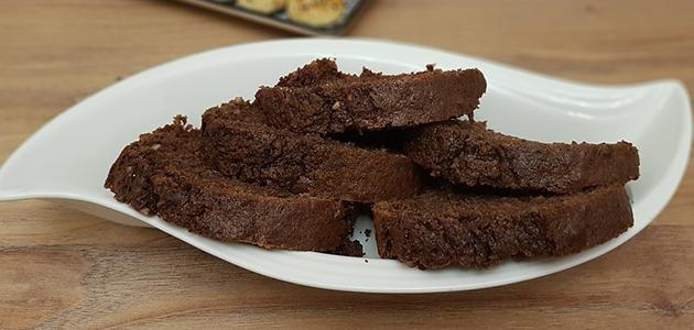 صورة طريقة عمل كيكة الشوكولاته بطريقة سهلة