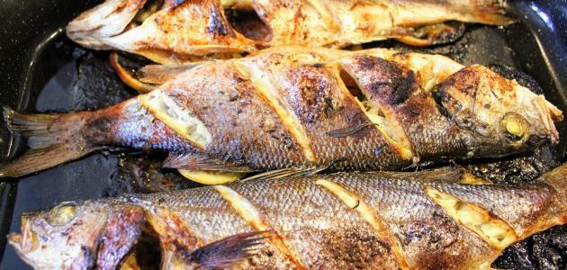 صورة أفضل طريقة لعمل سمك القاروص