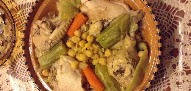 صورة أطباق جزائرية تقليدية