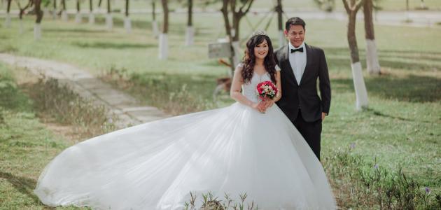 صورة الزواج في المنام