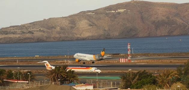 صورة مطار جزر الكناري الدولي