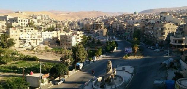 صورة معلومات عن مدينة التل في سوريا
