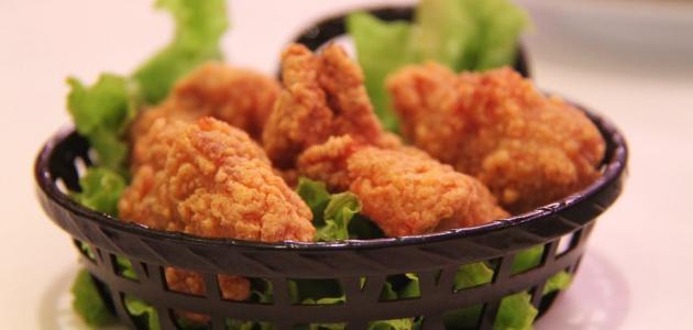 صورة طريقة تتبيلة الدجاج للقلي