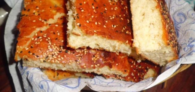 صورة طريقة تحضير خبز الدار الجزائري