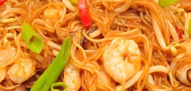 صورة طرق تحضير أكلات صينية