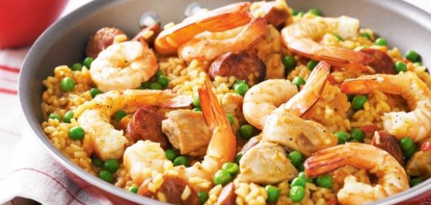 صورة أكلات مغربية خفيفة وسريعة التحضير