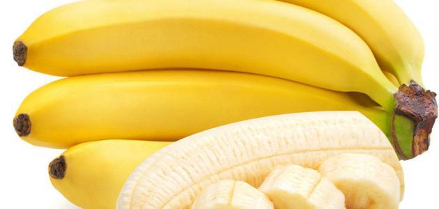 صورة فوائد الموز للبشرة الجافة