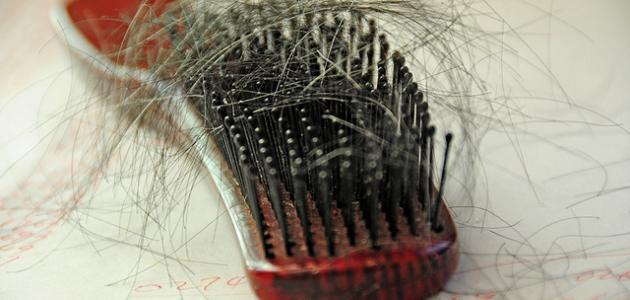 صورة علاج تساقط الشعر بطرق طبيعية