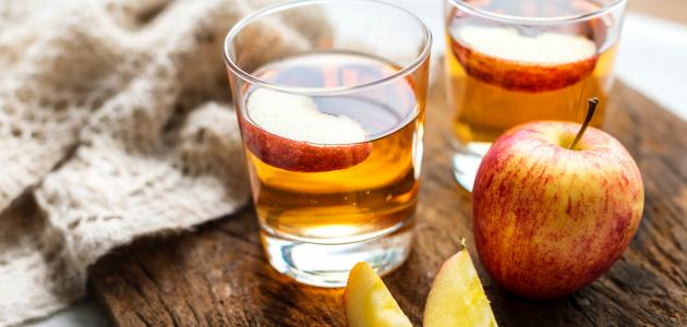 صورة أضرار شرب خل التفاح للتخسيس