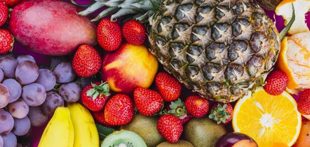 صورة النظام الغذائي السليم
