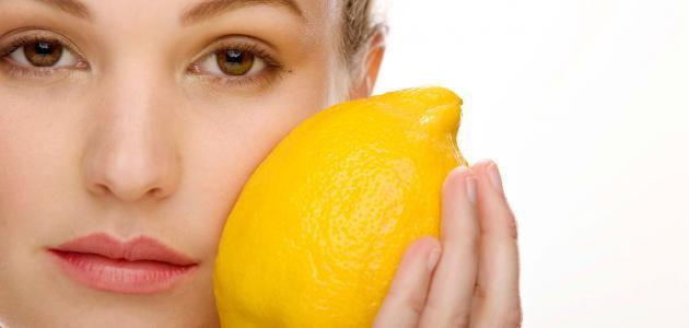 صورة ما هي فائدة الليمون للوجه