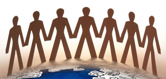 صورة الثقافة والمجتمع في علم الاجتماع