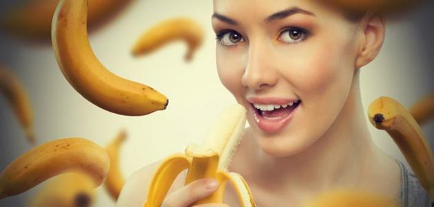 صورة فوائد قشر الموز للبشرة والشعر