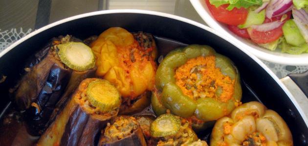 صورة كيفية طبخ دولمة جزائرية