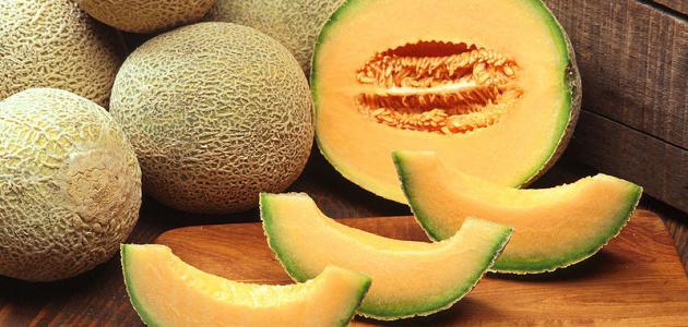صورة فوائد البطيخ الأصفر للبشرة