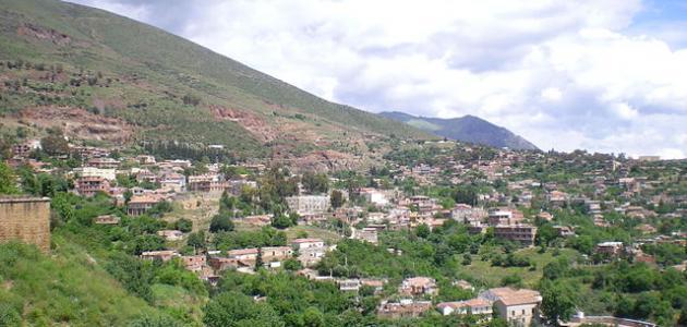 صورة مدينة مليانة الجزائرية