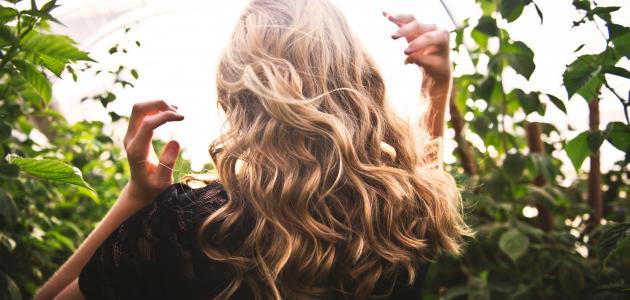 صورة طرق لكثافة الشعر