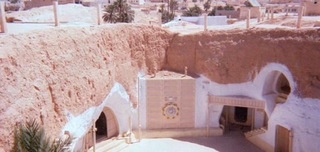 صورة مدينة مطماطة التونسية
