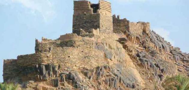 صورة أين تقع قرية تبالة