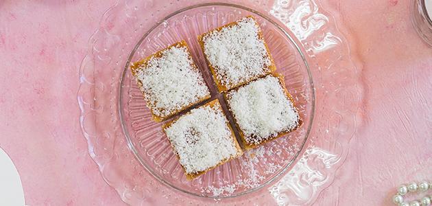 صورة حلويات شرقية سهلة وخفيفة