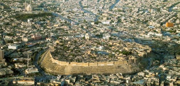 صورة مدن عربية لها تاريخ