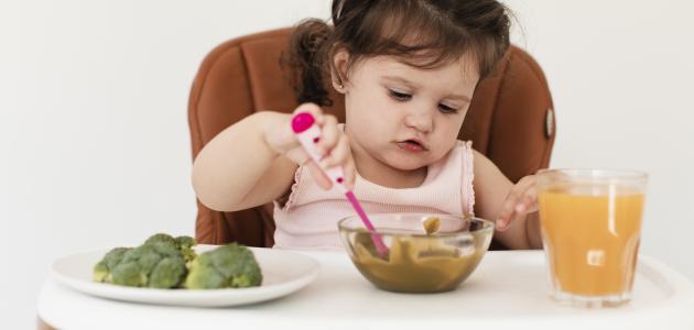 صورة طرق تغذية شعر الاطفال