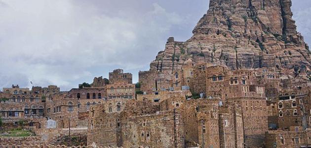 صورة مدينة ثلاء اليمنية