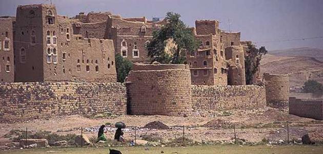 صورة مدينة عمران في اليمن