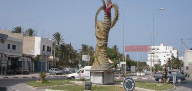 صورة وصف مدينة قابس