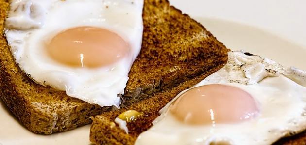 صورة أفضل طريقة لعمل البيض