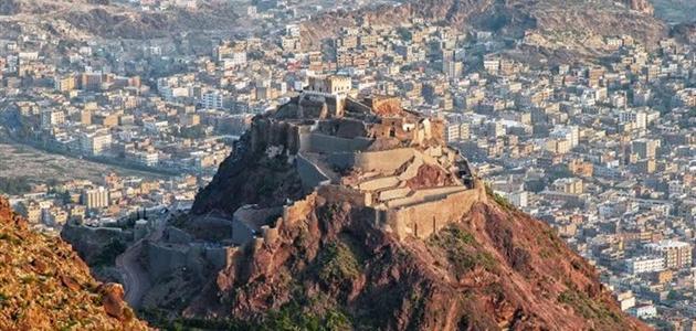 صورة محافظة تعز في اليمن