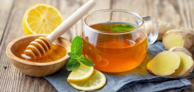 صورة فوائد الزنجبيل والعسل للتخسيس