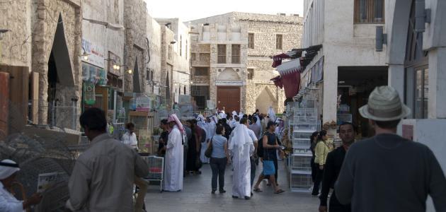 صورة المعالم في قطر