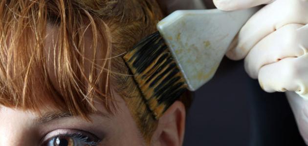 صورة طريقة إزالة الصبغة عن الجلد