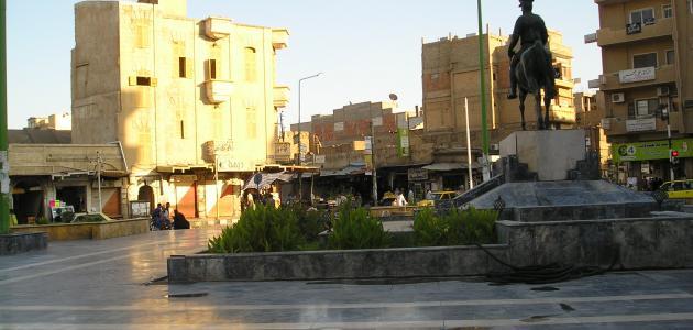 صورة محافظة دير الزور السورية