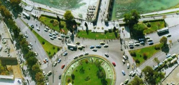 صورة مدينة أصفهان في إيران