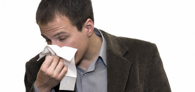 صورة وصفات لعلاج حساسية الأنف