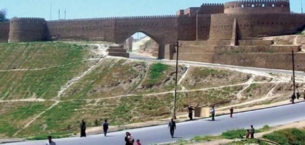 صورة مدينة تلعفر العراقية