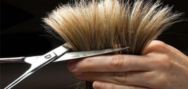 صورة فوائد قص الشعر الخفيف