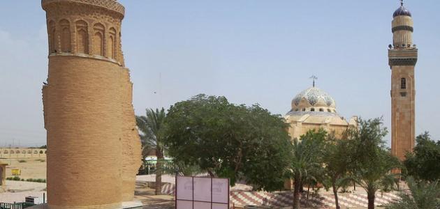 صورة مدينة الزبير في العراق