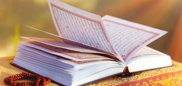 صورة عدد أحزاب القرآن الكريم
