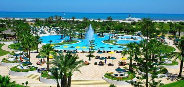 صورة جزيرة جربة في تونس